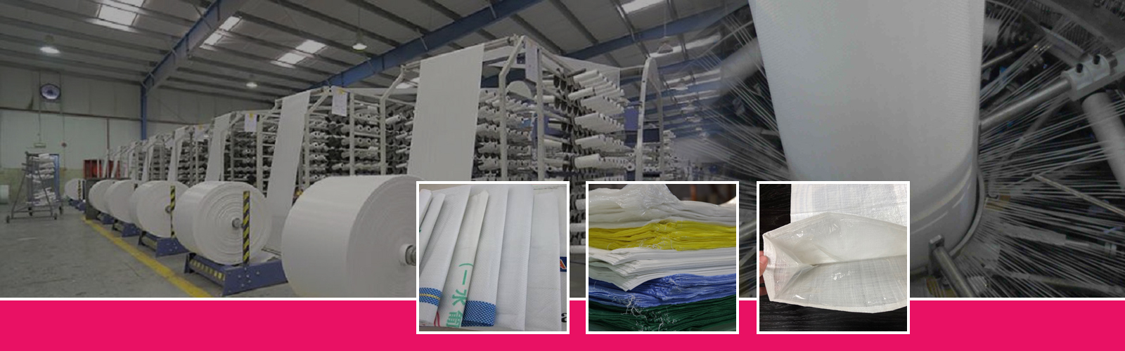 PP Woven Bags Manufacturer